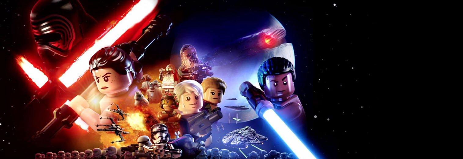 LEGO Star Wars: The Force Awakens - Xbox 360 Standard Edition