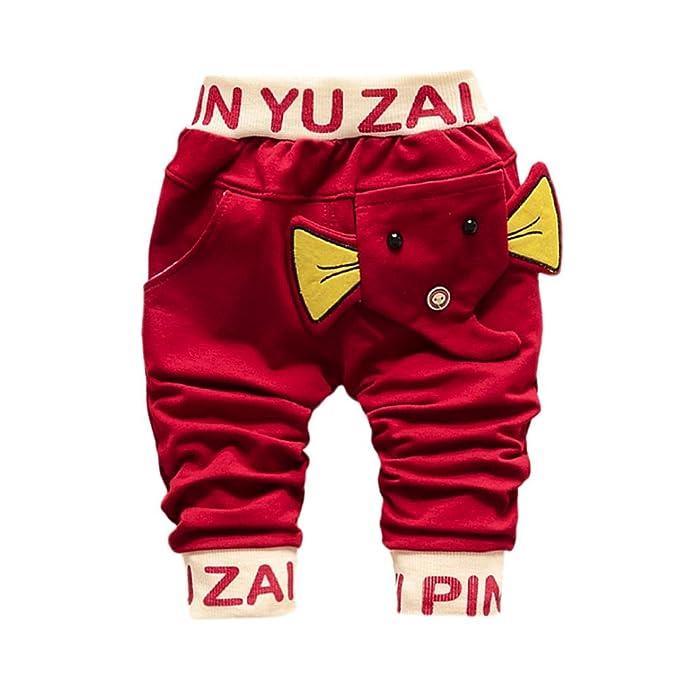 Hirolan Neugeborenes S/äugling Baby Jungen Star Drucken Tops Hosen Outfits Baggyjeans Pullover /& Strickjacken Sweatshirts Hosen Babykleidung Krabbelhosen
