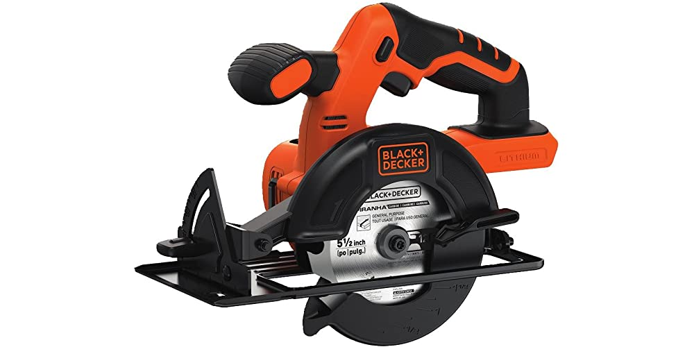 BLACK+DECKER 20V Cordless Circular Saw