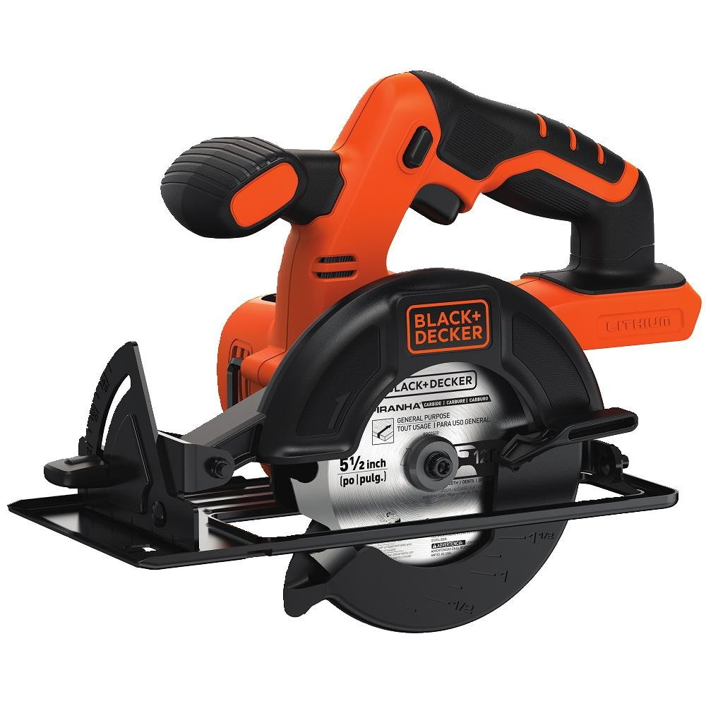 Black & Decker BDCCS20B - 20-Volt Mini Circular Saw