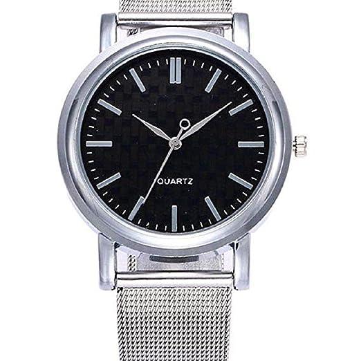 Scpink Venta de liquidación Mujeres Relojes de Cuarzo Relojes de señoras de Moda Relojes analógicos de