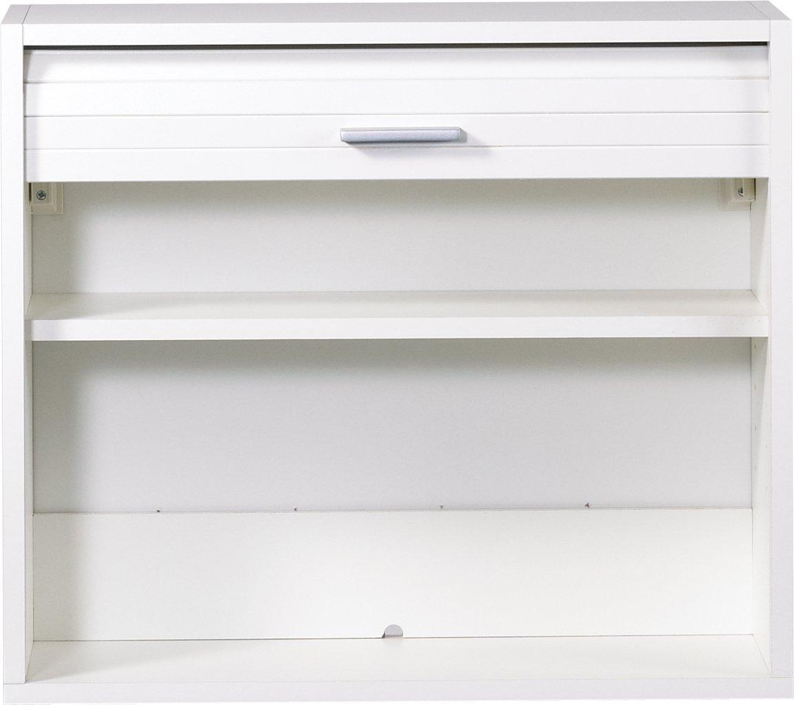 Simmob COOK056BL - Mueble de cocina con persiana (25 x 60 x 53,6 cm ...