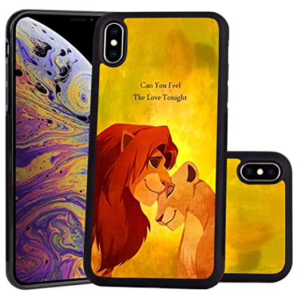 Amazon.com: Disney Collection - Carcasa para Apple iPhone Xs ...