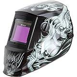 Kukoo ADF Series Solar power Auto Darkening Welding Helmet Mask and ...