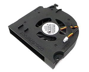 Dell GF138 DQ5D576F007 Latitude D820 Precision Workstation M65 CPU Fan Compatible Part Numbers: DQ5D576F007, GF138, DFB551305MCOT