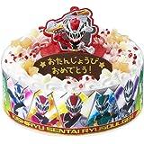 キャラデコお祝いケーキ 騎士竜戦隊リュウソウジャー