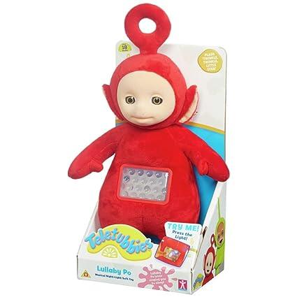 Teletubbies Musical Lullaby Plush Po: Amazon.es: Juguetes y juegos