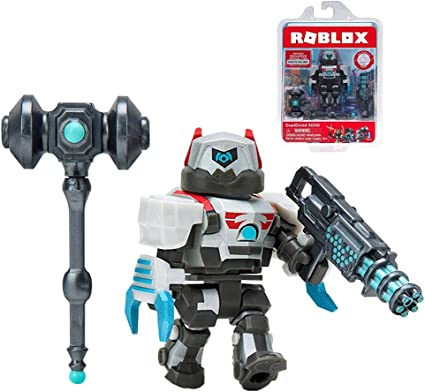 Amazon Com Roblox Dueldroid 5000 Action Figure 4 Toys Games