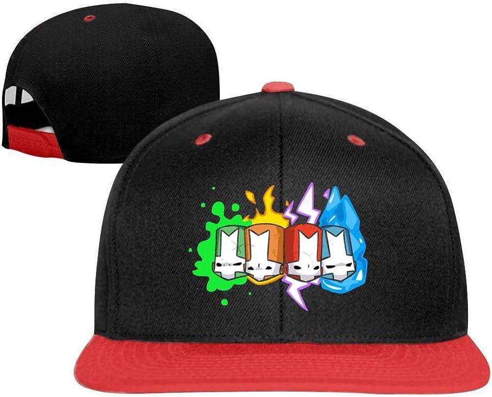 ihsadgr Cast-le Crash-ers Snapback Baseball Caps Hat