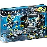 Playmobil Agentes Secretos - Centro de Mando del Dr.Drone (9250)