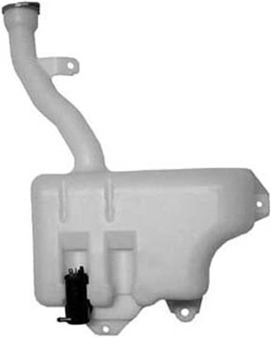 CPP Windshield Washer Tank Assembly for 94-97 Honda Accord HO1288106