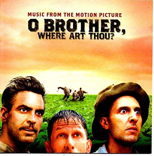 Various Artists - O Brother, Where Art Thou? [Original Soundtrack] (CD/ECD)