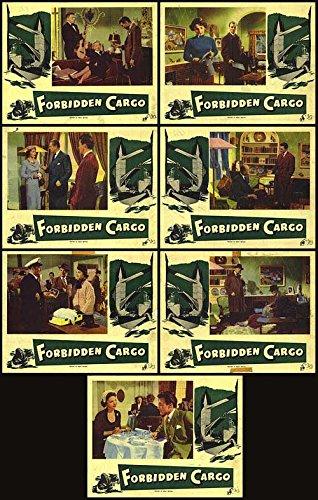- Forbidden Cargo (1954) - Authentic Original 14