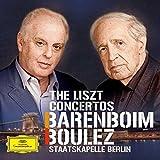 Liszt : Concertos pour piano n° 1 et n° 2