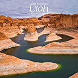 Utah, Wild & Scenic 2019 12 x 12 Inch Monthly Square Wall Calendar, USA United States of America Rocky Mountain State Nature (Multilingual Edition)