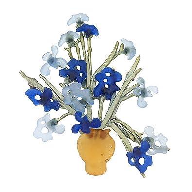Amazon Michael Michaud Van Gogh Flowers In Vase Pin 5968 Jewelry