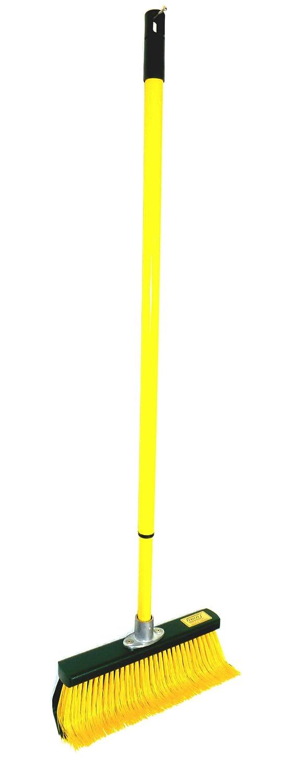 Fritze Krallenbesen - Gartenbesen mit Teleskopstiel 45cm