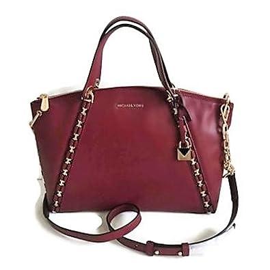 129a50f59f55 Sadie Leather Large Top Zip Satchel  Handbags  Amazon.com
