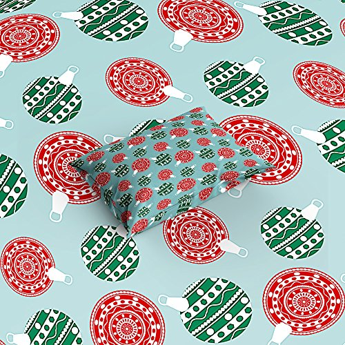cheap libaoge 4 piece bed sheets set christmas red green festival