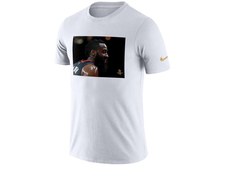 (ナイキ) NIKE NBAプレイヤーモデル Tシャツ 【PLAYER PACK PERFORMANCE T-SHIRT/WHT】 [並行輸入品] B07CZXM8WW Medium|ジェームス ハーデン ジェームス ハーデン Medium
