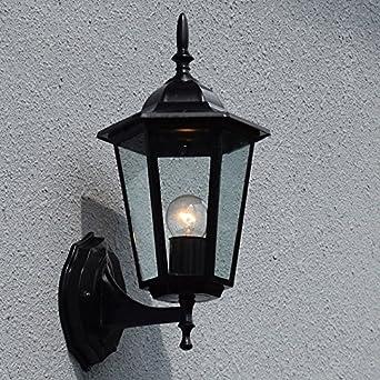 bootu lámpara LED de pared exterior impermeable LED Jardín Lámpara Jardín Luz en el exterior balcón