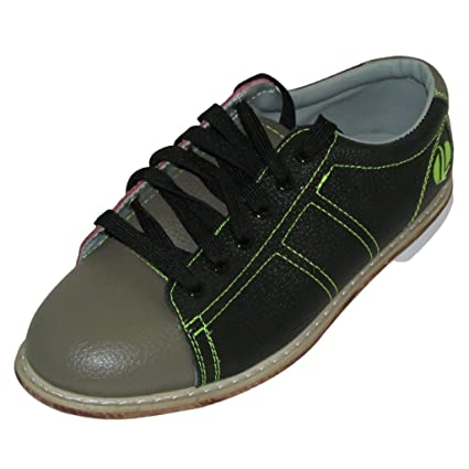 Linds Womens 300 Classic Rental Glow Bowling Shoes- Laces