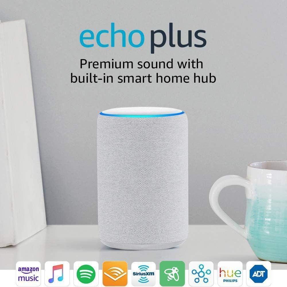 Amazon Certified Refurbished Echo Plus (2nd Gen)