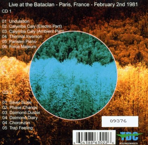 Live in Paris France by Boot Moon UK