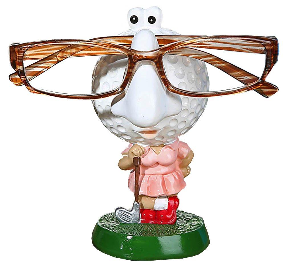 Ball Athlete Resin Eyeglass Holder,Animal Spectacle Holder Eyeglass Display Stand Sunglasses Holder