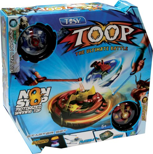 Daydream Toy Tosy TOOP Lightning Top Battle