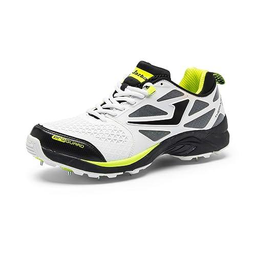 686003eaff87 Amazon.com | Jazba SKYDRIVE 117 Cricket Shoe for Men | Durable ...