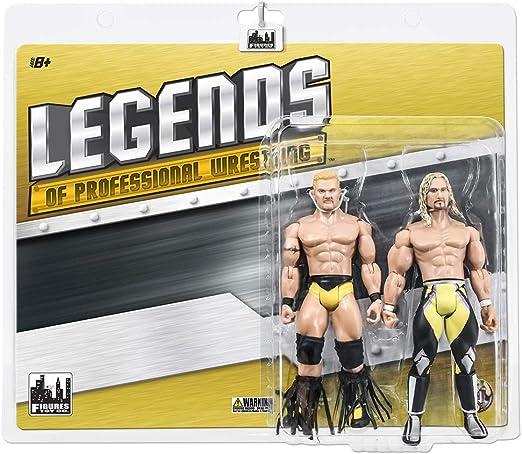 Legends of Professional Wrestling Series 1 Action Figures New Jack