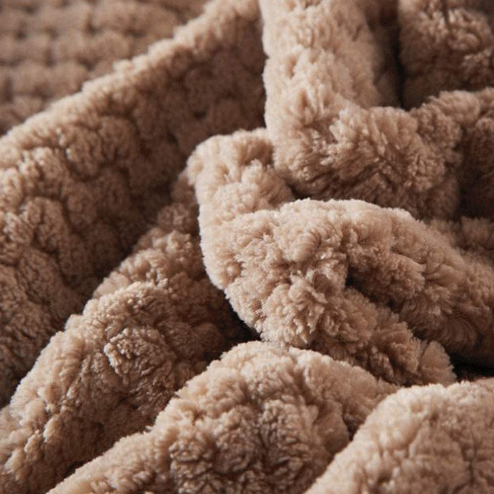 100x150cm, Coffee PET SPPTIES Super Soft Coral Fleece Puppy Pet Blanket Washable Sleep Bed Mat for Dogs Cats PS051