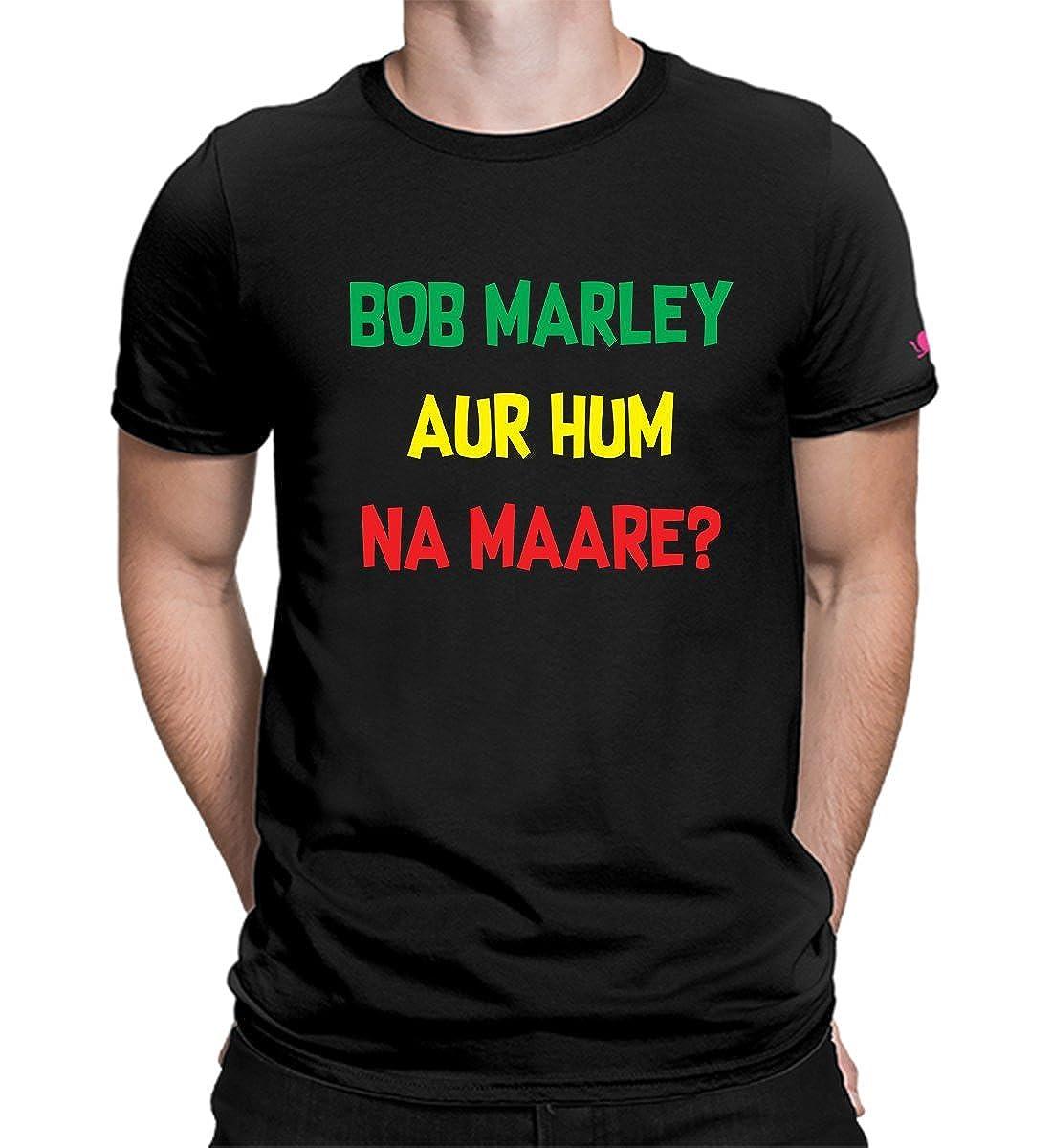 Funny Gifts - Bob Marley T-Shirt