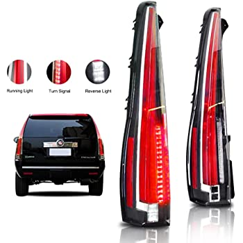 Amazon Com Aoedi Led Tail Light For 2007 2014 Chevy Tahoe