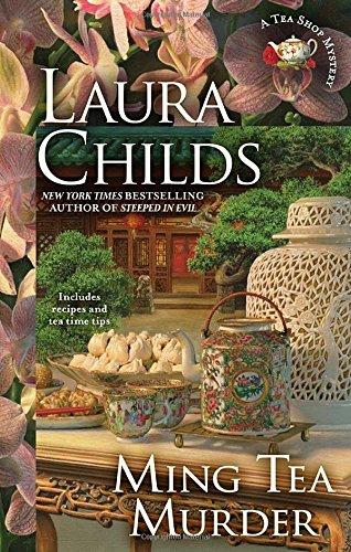 Ming Tea Murder (Tea Shop Mysteries)