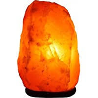 2-3 KG Prime Quality 100% Original Himalayan Crystal Rock Salt Lamp Natural from Foothills of The Himalayas Beautifully Hand Craft Comes with Complete Electric Fitting Top Quality Guaranteed