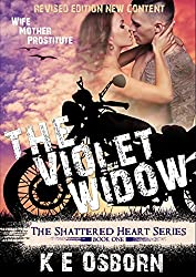 The Violet Widow (The Shattered Heart Series Book 1)