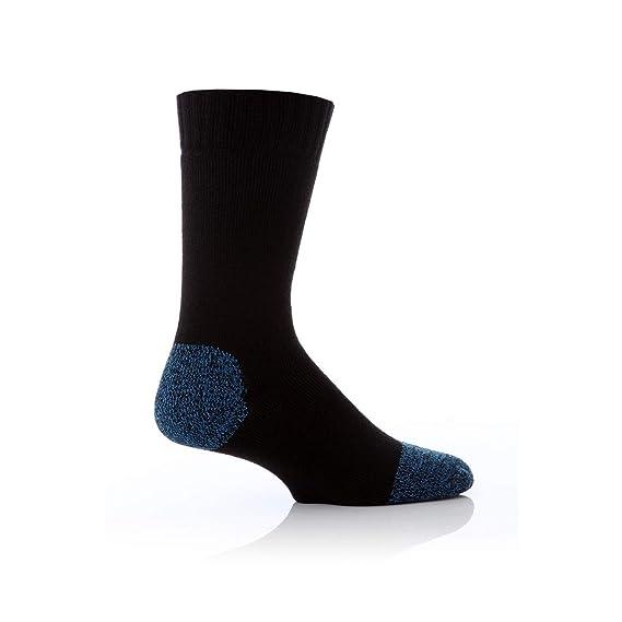 Work Force - Calcetines para botas de seguridad de trabajo para hombre (39-44