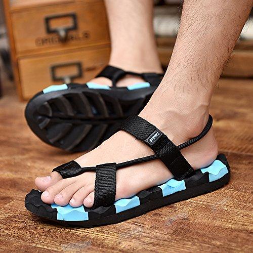 giovent BAOZIV587 deodorante estiva pantofole leggera in all'aperto comode schiuma uomo estate viaggio da pizzico Casa da Ciabatte aq1r4xnUwa