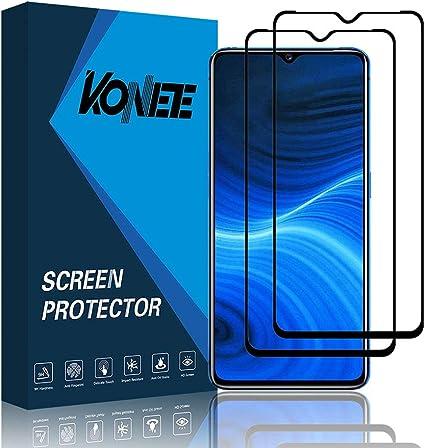 KONEE Protector de Pantalla para Compatible con Realme X2 Pro, 【2 ...