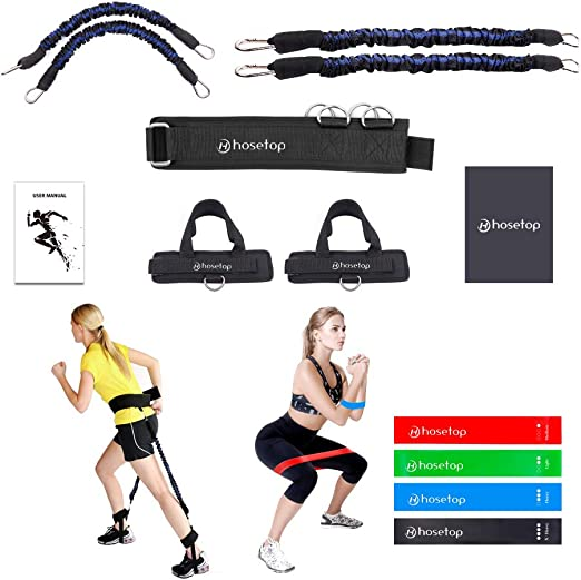 Feishibang Vertical Jump Trainer Resistance Bands for Leg Jumping Strength Training