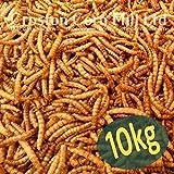 10kg Wheatsheaf Dried Mealworms for Wild Birds (2x5kg)