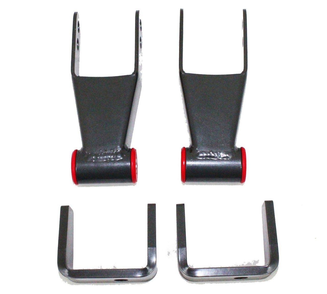 303030 Maxtrac Suspension 3 Rear Flip Kit for Ford Ranger