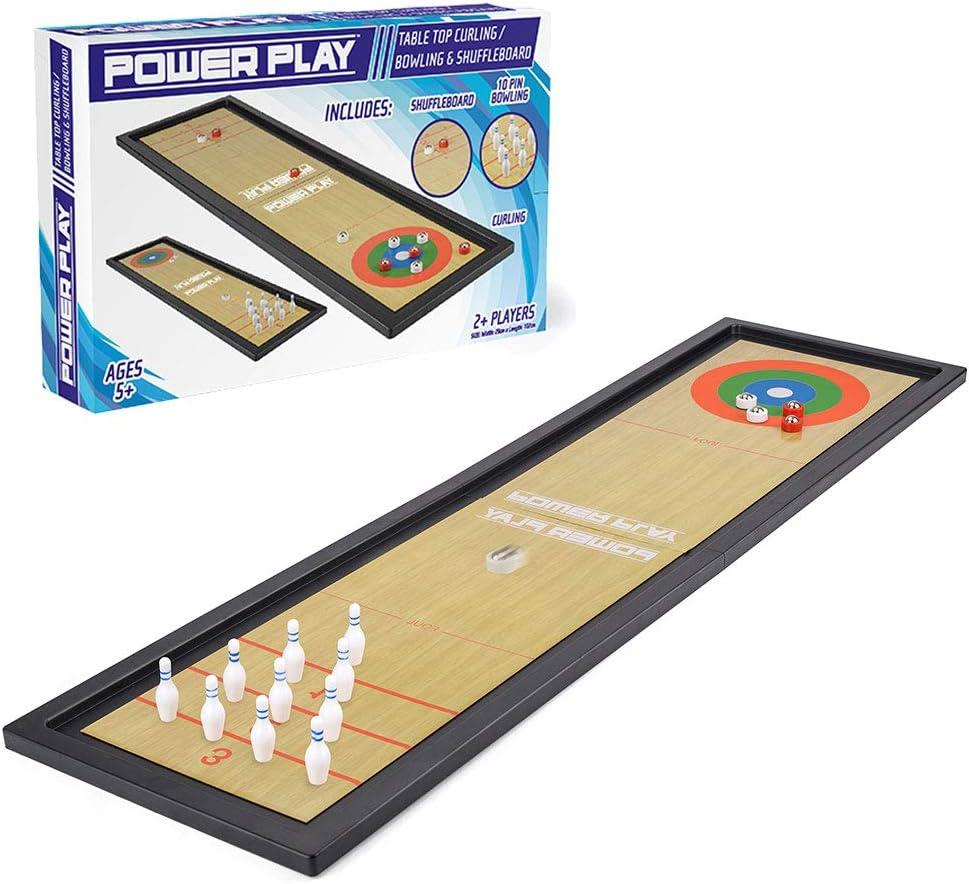 Toyrific TY6004 - Juego de Mesa, Color Negro: Amazon.es: Juguetes y juegos