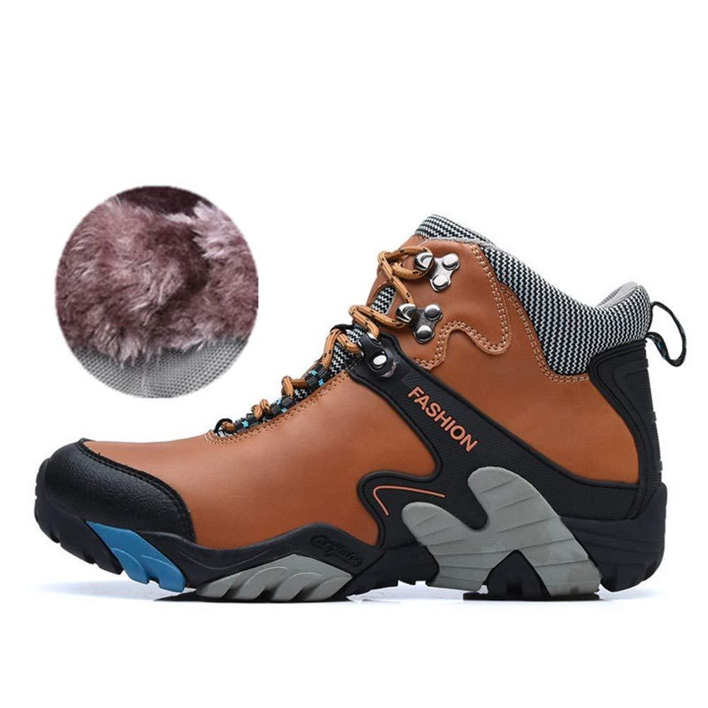 Herren Wanderschuhe Outdoor Spitze Schneestiefel leichte,leichte Wanderstiefel,Stiefel und Stiefeletten