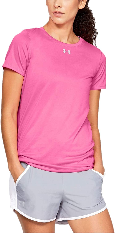 Under Armour Women's Locker T-Shirt Short Sleeve: Clothing