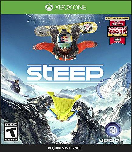 Game Snowboard (Steep - Xbox One)