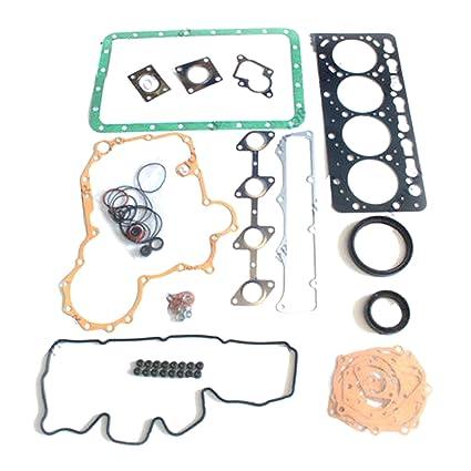 Amazon com: V3300 Engine Gasket Kit Direct Injection T200