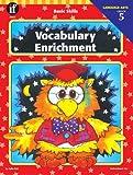 Vocabulary Enrichment, Carson-Dellosa Publishing Staff, 1568220391